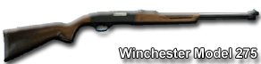 Winchester pump action 22 mag, winchester model 275 for sale