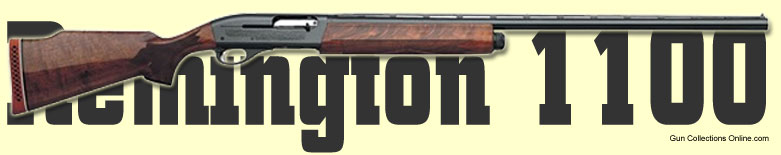 Remington model 1100, 1100 shotgun