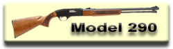 Winchester semi-auto rifle, model 290